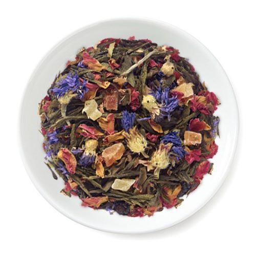 Πράσινο Τσάι Με Τροπικά Φρούτα