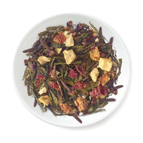 Πράσινο Τσάι Ευωδία Ροδιού