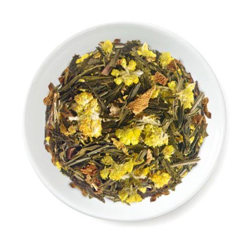 Πράσινο Τσάι Με Λεμόνι & Ginseng