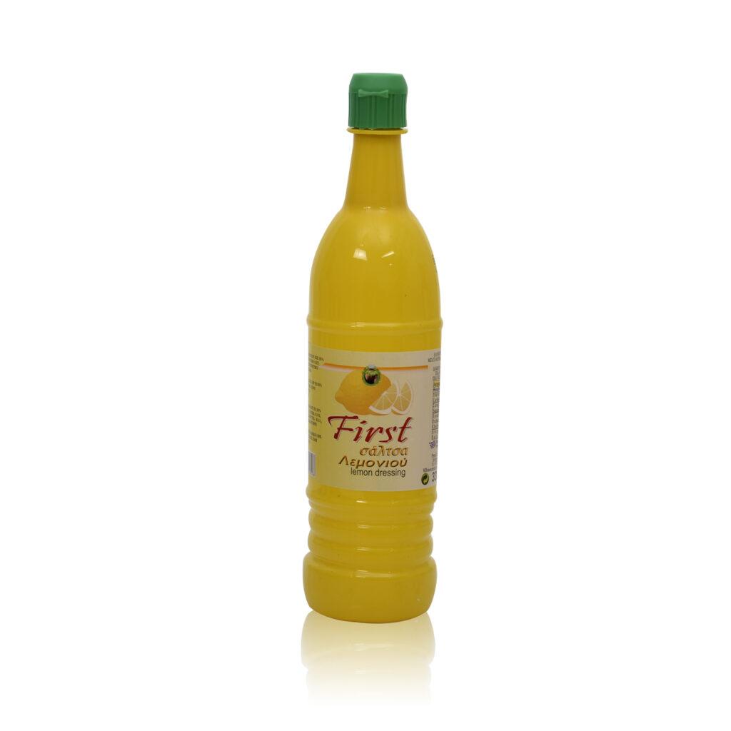 Lemon Dressing- Σάλτσα Λεμονιού 330ml